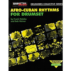 Alfred-Afro-Cuban-Rhythms-For-Drumset--Book-CD--Standard