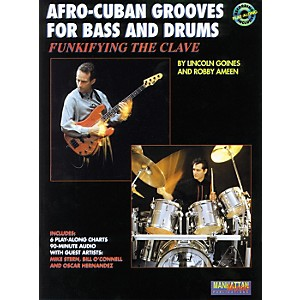 Alfred-Afro-Cuban-Grooves-For-Bass-and-Drums--Funkifying-The-Clave-Book-CD-Standard