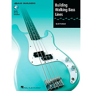 Hal-Leonard-Building-Walking-Bass-Lines--Book-CD--Standard