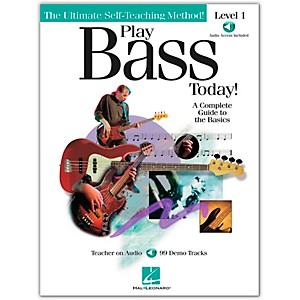Hal-Leonard-Play-Bass-Today----Level-1-Book-CD-Standard