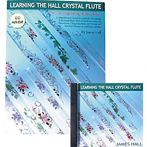 Hall-Learning-The-Hall-Crystal-Flute-Book-and-CD-Standard