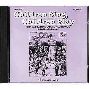 Hal-Leonard-Children-Sing--Children-Play-CD-Standard
