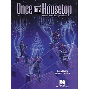 Hal-Leonard-Once-On-A-Housetop--Preview-CD--Standard