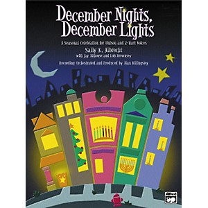 Alfred-December-Nights-Lights-Listening-CD-Standard