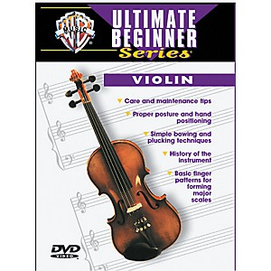Warner-Bros-Ultimate-Beginner-Series-Violin--DVD--Standard