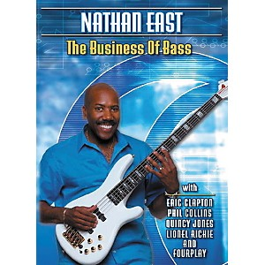 Hal-Leonard-Nathan-East-The-Business-Of-Bass--DVD--Standard
