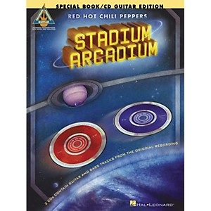 Hal-Leonard-Red-Hot-Chili-Peppers-Stadium-Arcadium-Special-Edition-Guitar-Tab-Songbook-with-2-CDs-Standard