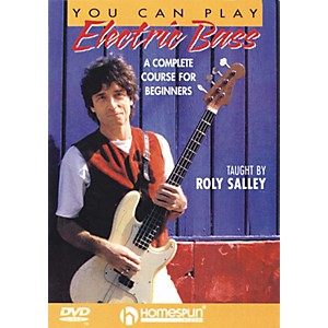 Homespun-You-Can-Play-Electric-Bass--DVD--Standard