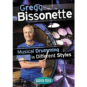 Hudson-Music-Gregg-Bissonette-Musical-Drumming-in-Different-Styles--DVD--Standard