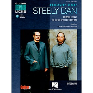 Cherry-Lane-Best-of-Steely-Dan-Guitar-Signature-Licks-Book-with-CD--Standard