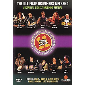 Hudson-Music-The-Ultimate-Drummers-Weekend--11--DVD--Standard