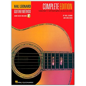 Hal-Leonard-Guitar-Method-Complete-Edition--Book-CD--Standard