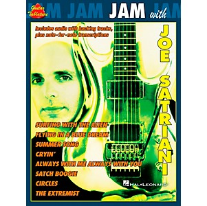 Cherry-Lane-Jam-with-Joe-Satriani-Book-with-CD--Standard