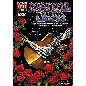 Cherry-Lane-Grateful-Dead-Legendary-Licks--DVD--Standard