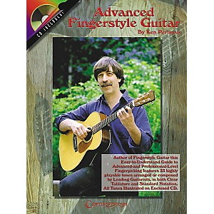 Centerstream-Publishing-Advanced-Fingerstyle-Guitar--Book-CD--Standard