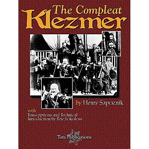 Tara-Publications-Compleat-Klezmer-Piano--Vocal--Guitar-Songbook--Standard
