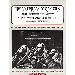 Tara-Publications-Golden-Age-Of-Cantors-Book-with-CD--Standard
