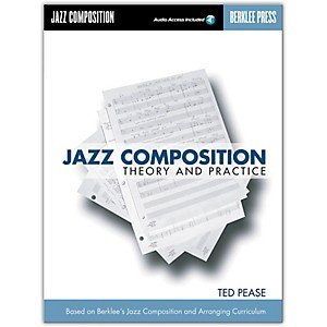 Berklee-Press-Jazz-Composition--Book-CD--Standard