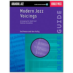 Berklee-Press-Modern-Jazz-Voicings-Arranging-for-Ensembles--Book-CD--Standard