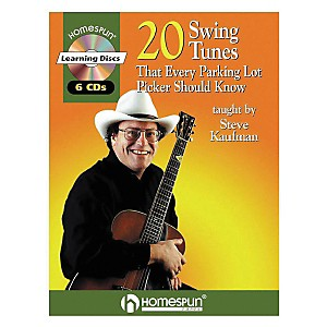 Homespun-20-Swing-Tunes-That-Every-Parking-Lot-Picker-Should-Know-Guitar-Book-with-CD--Standard