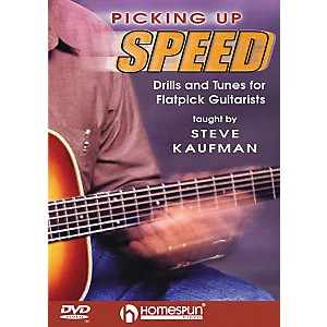 Homespun-Picking-Up-Speed--DVD--Standard