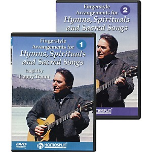 Homespun-Hymns--Spirituals-and-Sacred-Songs--2-DVD--Standard