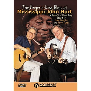 Homespun-The-Fingerpicking-Blues-of-Mississippi-John-Hurt--DVD--Standard