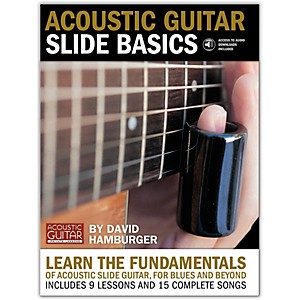 String-Letter-Publishing-Acoustic-Guitar-Slide-Basics-Book-Standard