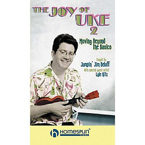 Homespun-The-Joy-of-Uke---Volume-2--VHS--Standard