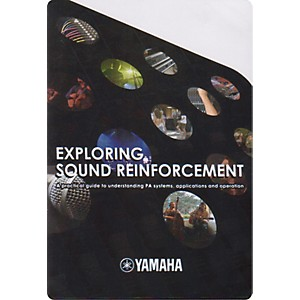 YAMAHA-Exploring-Sound-Reinforcement-Instructional-DVD-Standard