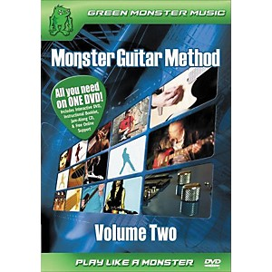Alfred-Monster-Guitar-Method-Vol--2-Dvd-Cd-Set-Standard