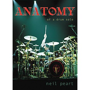 Hudson-Music-Neil-Peart--Anatomy-of-a-Drum-Solo--2-DVD-Set--Standard