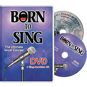 Born-to-Sing-Ultimate-Vocal-Course--DVD---Sing-Aerobics-CD--Standard