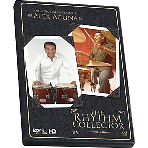 The-Drum-Channel-Alex-Acuna---The-Rhythm-Collector-DVD-Standard
