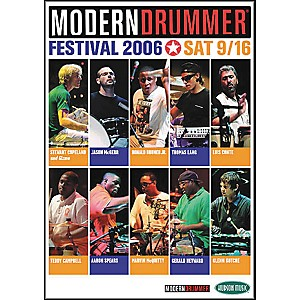Hudson-Music-Modern-Drummer-Festival-2006---Saturday--2-DVD-Set--Standard
