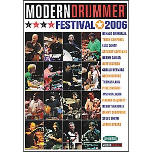 Hudson-Music-Modern-Drummer-Festival-2006---Saturday-Sunday--4-DVD-Package--Standard