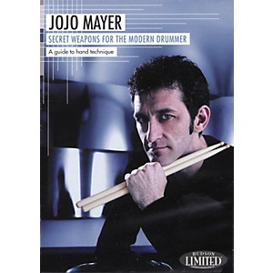 Hudson-Music-Jojo-Mayer-Secret-Weapons-for-the-Modern-Drummer-2-DVD-Set-Standard