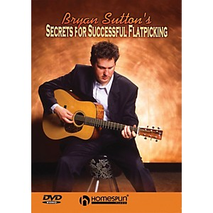 Homespun-Secrets-for-Successful-Flatpicking--DVD--Standard