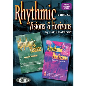 Hudson-Music-Rhythmic-Visions---Horizons-with-Gavin-Harrison-2-DVD-Set-Standard