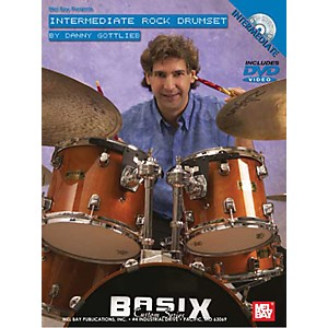 Mel-Bay-Intermediate-Rock-Drumset-DVD-and-Chart-Standard