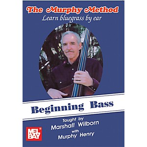 Mel-Bay-Beginning-Bass---Learn-Bluegrass-by-Ear-DVD-Standard