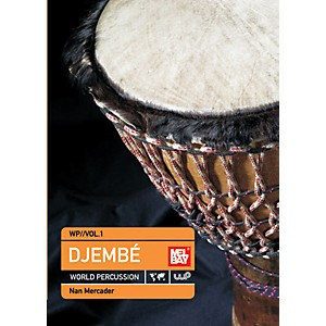 Mel-Bay-World-Percussion-DVD-Volume-1---Djembe-Standard