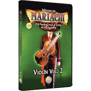 Mel-Bay-Metodo-De-Mariachi-Violin-DVD--Volume-2---Spanish-Only-Standard