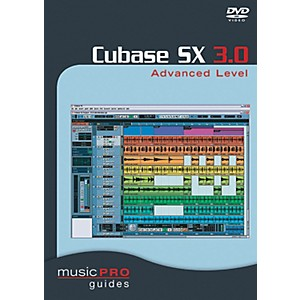 Cherry-Lane-Cubase-SX-3-0-Advanced-Level-DVD-Music-Pro-Guide-Series-Standard