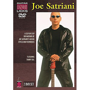Cherry-Lane-Joe-Satriani--2-DVD-Set--Standard