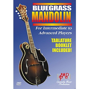 Specialty-Music-Productions-Bluegrass-Mandolin-Intermediate-to-Advanced--DVD--Standard
