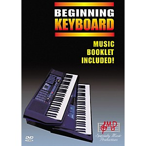Specialty-Music-Productions-Beginning-Keyboard-DVD-Standard