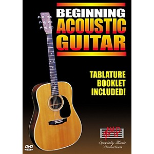 Specialty-Music-Productions-Beginning-Acoustic-Guitar--DVD--Standard