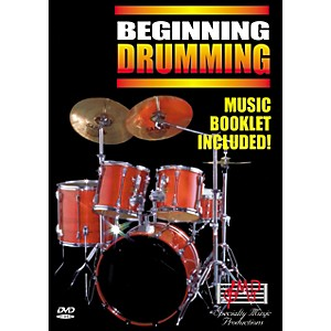 Specialty-Music-Productions-Beginning-Drumming--DVD--Standard