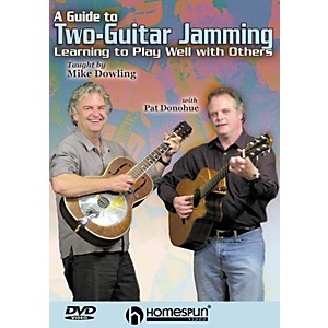 Homespun-A-Guide-to-Two-Guitar-Jamming--DVD--Standard